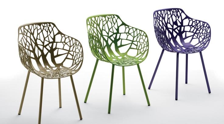Designer havestole. Fast Design Forest