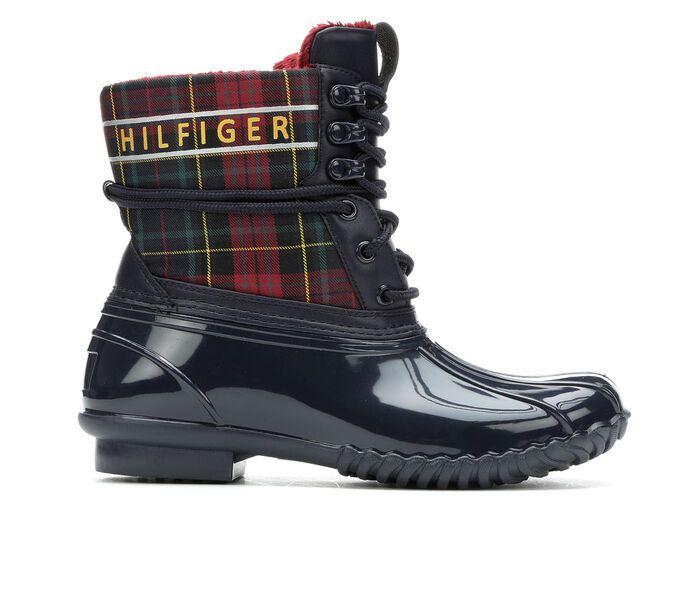 Hilfiger Duck Boots size 9 | Duck boots