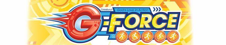 G FORCE VBS | COKESBURY VBS Programs…