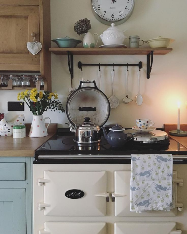 Shabby Chic Kitchen Decor Pictures: 1833 Best Shabby Chic Kitchens Images On Pinterest