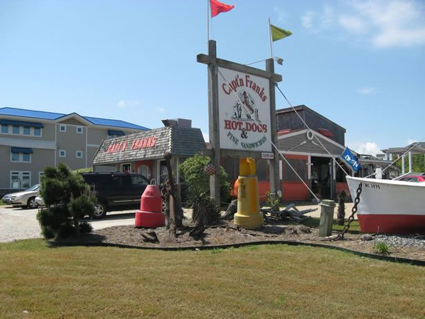Dog Friendly Places To Eat Outer Banks Seafood