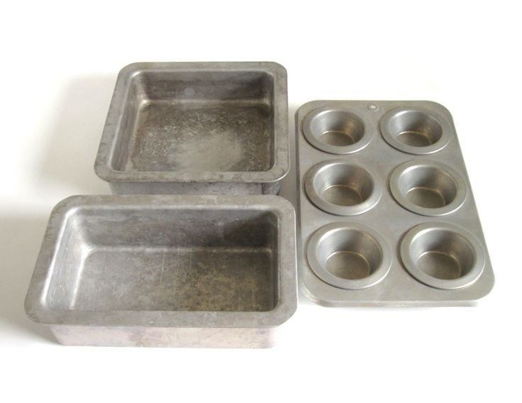 Rema Air Bake Bread Loaf Pan Square Cake Pan 9 X 13 Cake