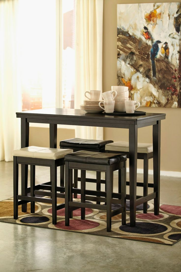 14 best Amazing Ashley Furniture images on Pinterest  : 10392988f910b59e8b1db2bf12d38ad8 counter height dining sets high dining table from www.pinterest.com size 736 x 1104 jpeg 108kB