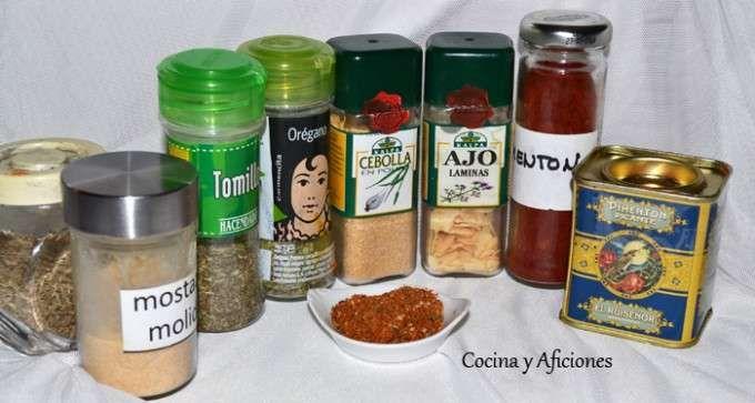 condimento cajun 1 https://www.pinterest.com/mariadolorsf/conserves-olis-sals-extractes/