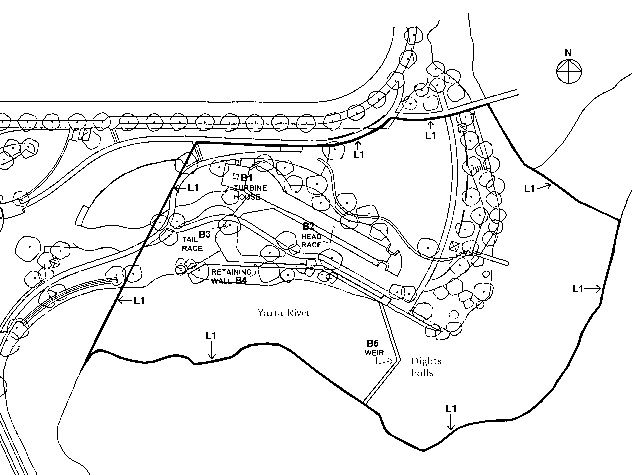 dights mill site plan