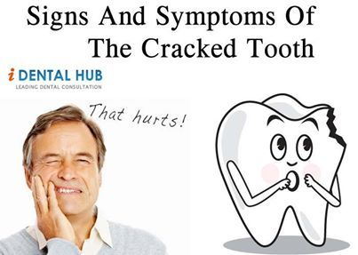 Signs And Symptoms Of The Cracked Tooth
