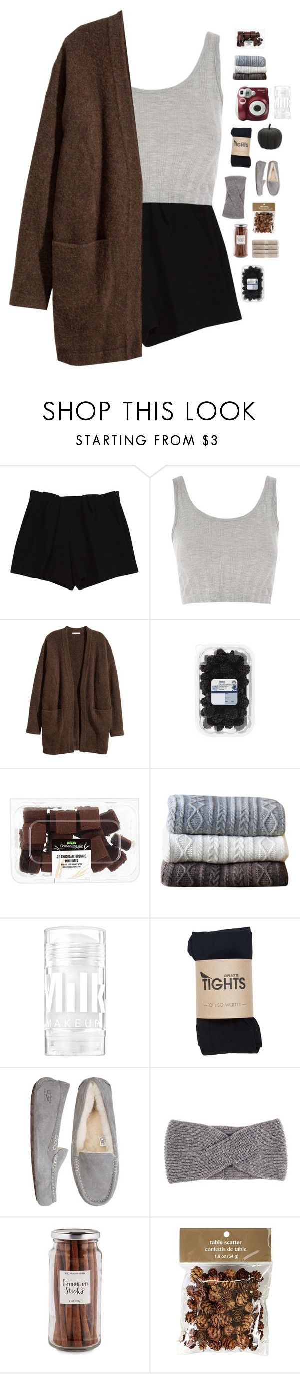 """""""you'll never be alone"""" by midnight-shimmer ❤ liked on Polyvore featuring Chloé, Topshop, Kofta, Johanna Howard, Polaroid, UGG Australia, Black, Williams-Sonoma, Pier 1 Imports and Christy"""