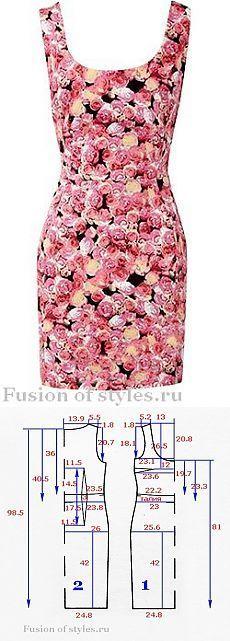 Géneros de punto vestido de verano | Fusión de Estilos: