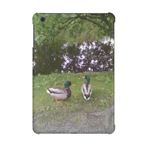 Two Ducks iPad Mini Retina Cases