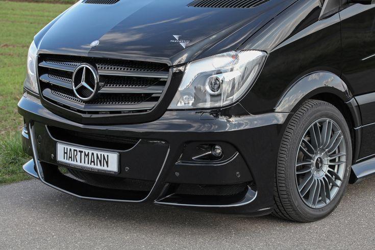 Unter dem Namen VANSPORTS.DE realisiert die Firma Heinz HARTMANN GmbH in Neuss seit 2003 Tuning für Mercedes-Benz-Nutzfahrzeuge vom Typ Sprinter, Viano, Vito etc. Die seit 1952 bestehende Firma ist von einer kleinen Holzheimer Werkstatt im Laufe der Jahrzehnte zu einer..