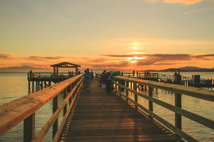 davis bay pier / Sunshine Coast... Where My sister got married