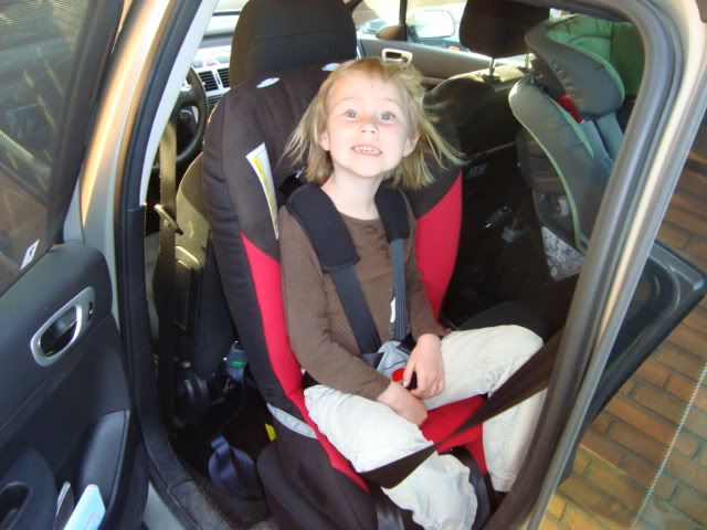 Happy 5 Years Old In Car Set Harness Child Harnesskids