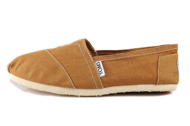 New Arrival Toms women classics shoes brown