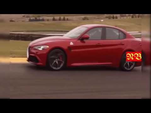 interior Exterior and Drive - 2017 Giulia Quadrifoglio 505 hp