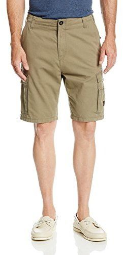 $29, Volcom Mesa Cargo Short. Sold by Amazon.com. Click for more info: https://lookastic.com/men/shop_items/211538/redirect