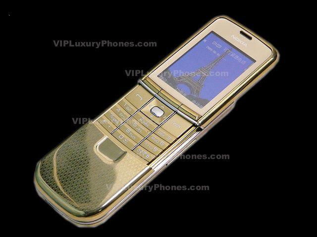 NOKIA 8800 Gold Mobile phone