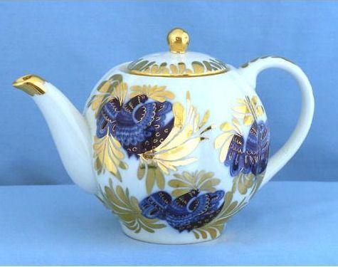 Russian Tea Pot: Teas Time, Teas Pots, Russian Tea, Teas Sets, Teapotstea Sets, Porcelain Teapots, Teas Parties, Gardens Teapots, Time Teapots