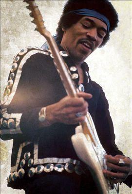 Jimi Hendrix allmusic.com