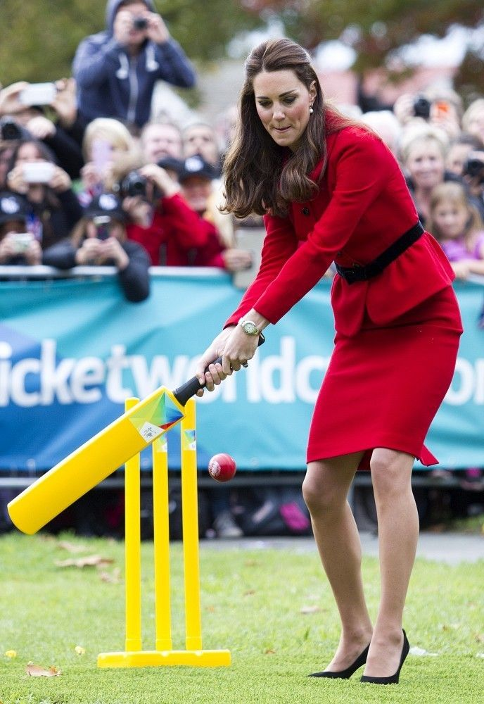 4/14/2014: ICC Cricket World Cup 2015 event (Christchurch, Canterbury, New Zealand)