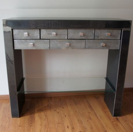 1000 images about console design on pinterest metals tvs and loft. Black Bedroom Furniture Sets. Home Design Ideas