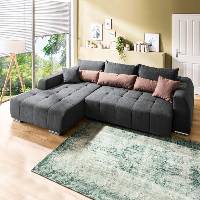 Booom Ecksofa Lenox Stoff In 2020 Wohnzimmer Modern Wohnung