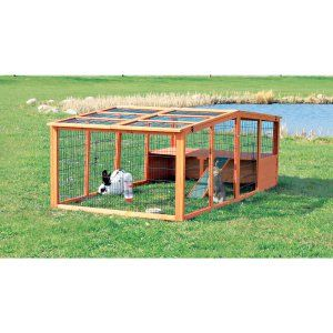 Rabbit Cages & Hutches on Hayneedle - Rabbit Cages & Hutches For Sale