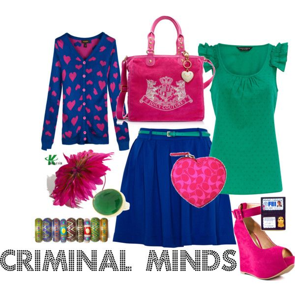 43 Best Images About I Want To Dress Like Penelope Garcia
