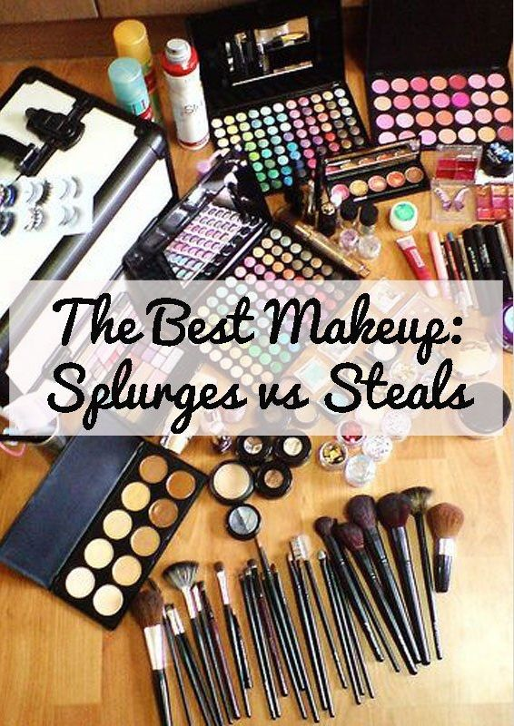 Find out what whether to splurge or save on different makeup: what's worth it and what's not? Also get an exclusive discount on Sephora and E.L.F.!