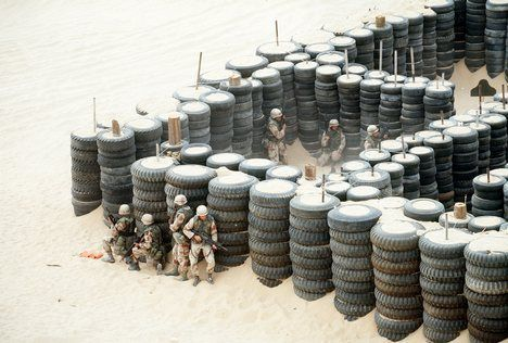 Tire walls - Survivalist Forum