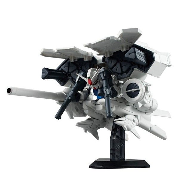 Manufacturer :BANDAI  Condition :NEW  Series : GUNDAM CONVERGE  - New series [EX] line series seventh to be three-dimensional in the [GUNDAM CONVERGE] to appear in successive Gundam series [large MS].  - We will commercialize the long-awaited [Dendrobium]. - Huge Armed based [Three facilities-AWQUIS], of course, MS at the core [Suteimen] alone of the display is also possible. - In addition to standard equipment of the beam rifle shield, it will be deployed in converged biggest…