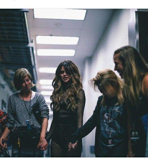 Selena Gomez revival tour 2016.