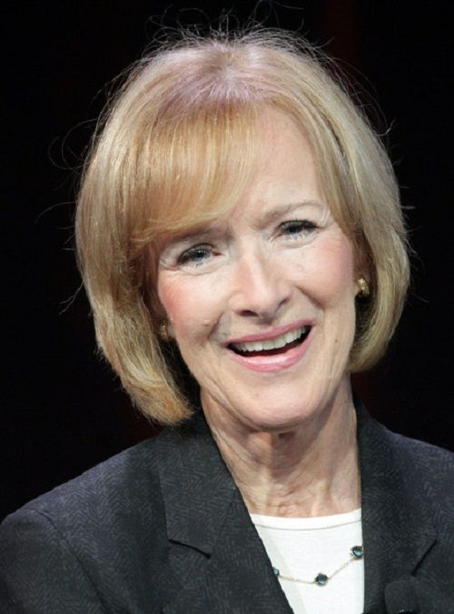 Judy Woodruff Facelift Before and After.