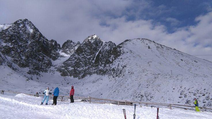 High Tatras Skalnate Pleso