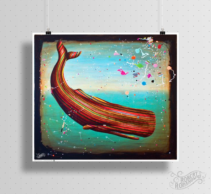 Poster for sale *colored cachalot* High quality print on semi-gloss paper 200g/m2. Size: 82x72 cm. Signed on the back. contact: romanowiczrobert@yahoo.com http://pantonedesign.blogspot.com/2014/03/dostepne-plakaty.html