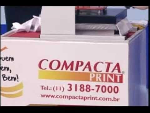 Compacta Print - Programa do Ratinho 2011