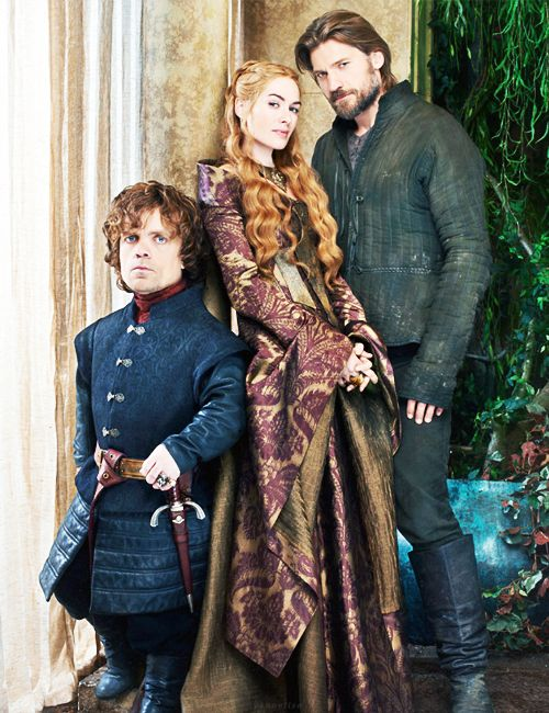 The Lannisters - Game of Thrones