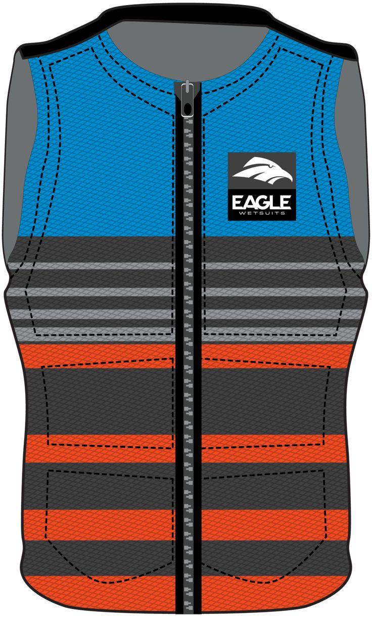 Eagle Division - Ski / Wake Vest