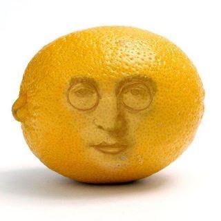 John Lemon !!!  Nothing like a bad pun to get you going in the morning