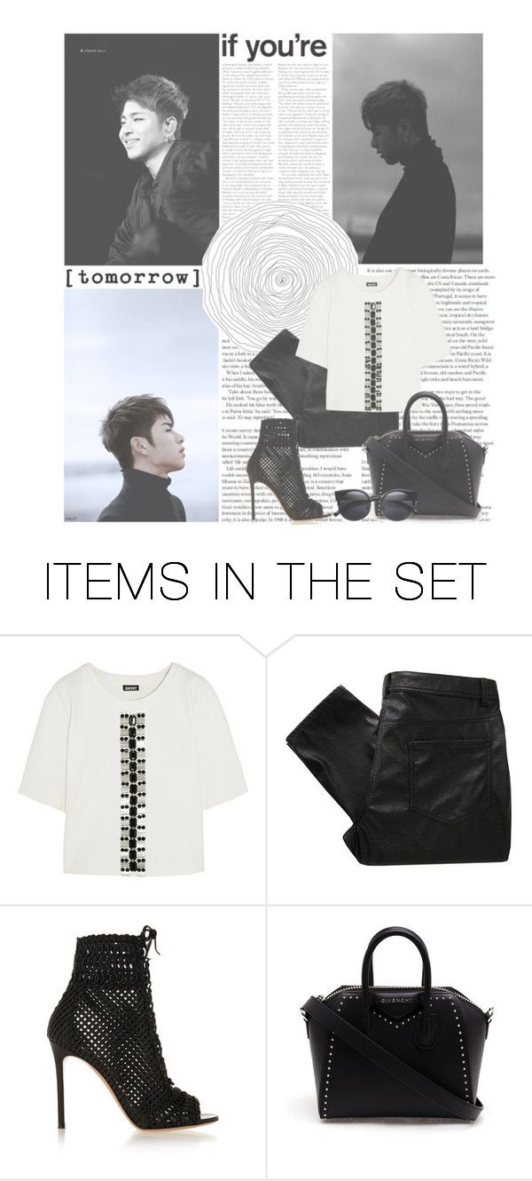 """junhoe // ikon (requested by @exo-baekhyun614)"" by bleu-celeste ❤ liked on Polyvore featuring art, kpop, ikon and junhoe"