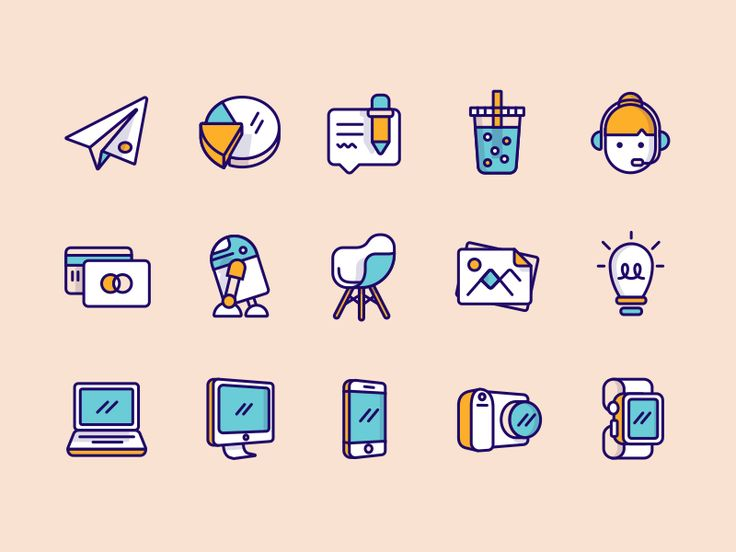Some new additions the new icon set. Checkout the large file attached for the full list.  Keen to hear your thoughts and don't forget to click L