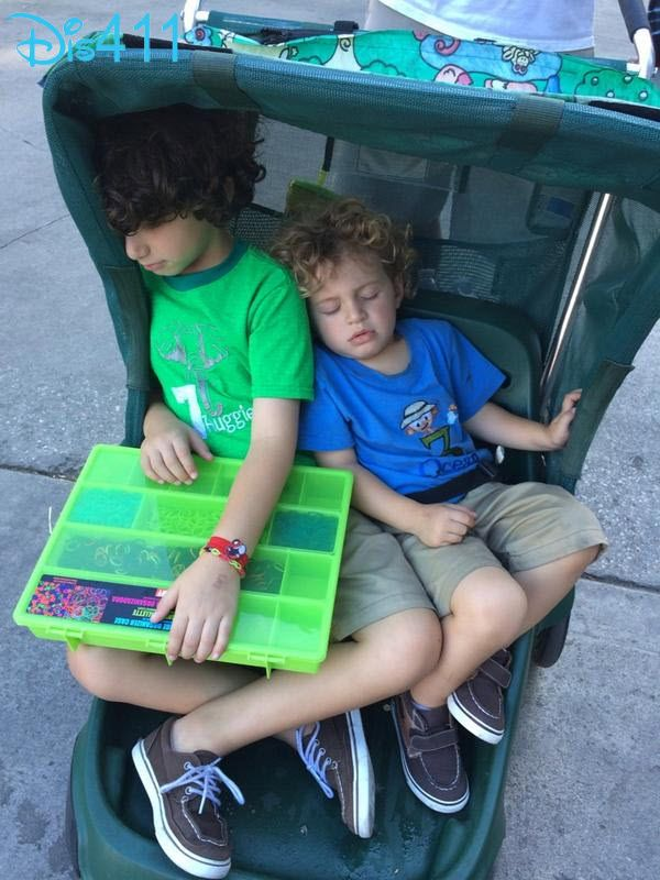 August Maturo and Ocean Maturo had some birthday fun with family and friends at Los Angeles Zoo on Sunday (August 24, 2014)