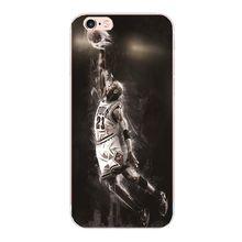 Michael Jordan dunk muster abdeckung fall Für Samsung galaxy s4 s5 s3 s7 s6 rand Hard shell Für iphone 7 6 s 6 plus 5 5 s 5c SE 4 4 S(China (Mainland))