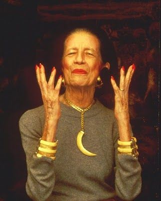 no one wore them better: Interesting People, Dianavreeland, Styles Icons, Cuffs, Necklaces, New York Time, Fashion Magazines, Inspiration People, Residencediana Vreeland
