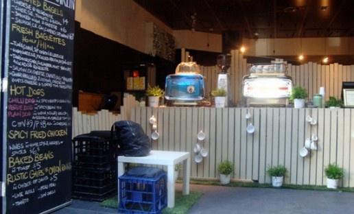 Franklin Pop up Cafe