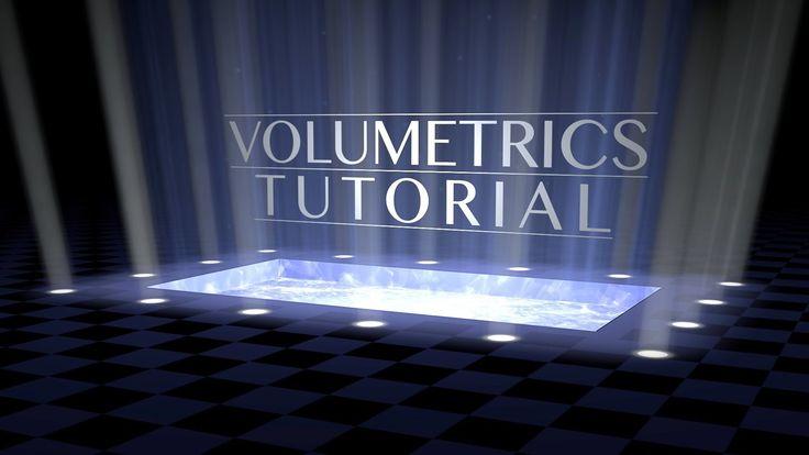 Apple Motion 5: Volumetric Lighting Tutorial