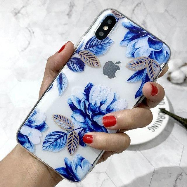 coque iphone 6 silicone cactus