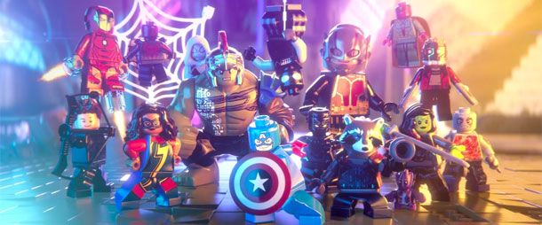 Reveal Trailer Shows Off A Time-Twisting Tale - Lego Marvel Super Heroes 2 - PlayStation 4