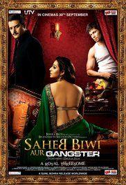 Saheb Biwi Aur Gangster (2011)  Jimmy Shergill | Mahie Gill