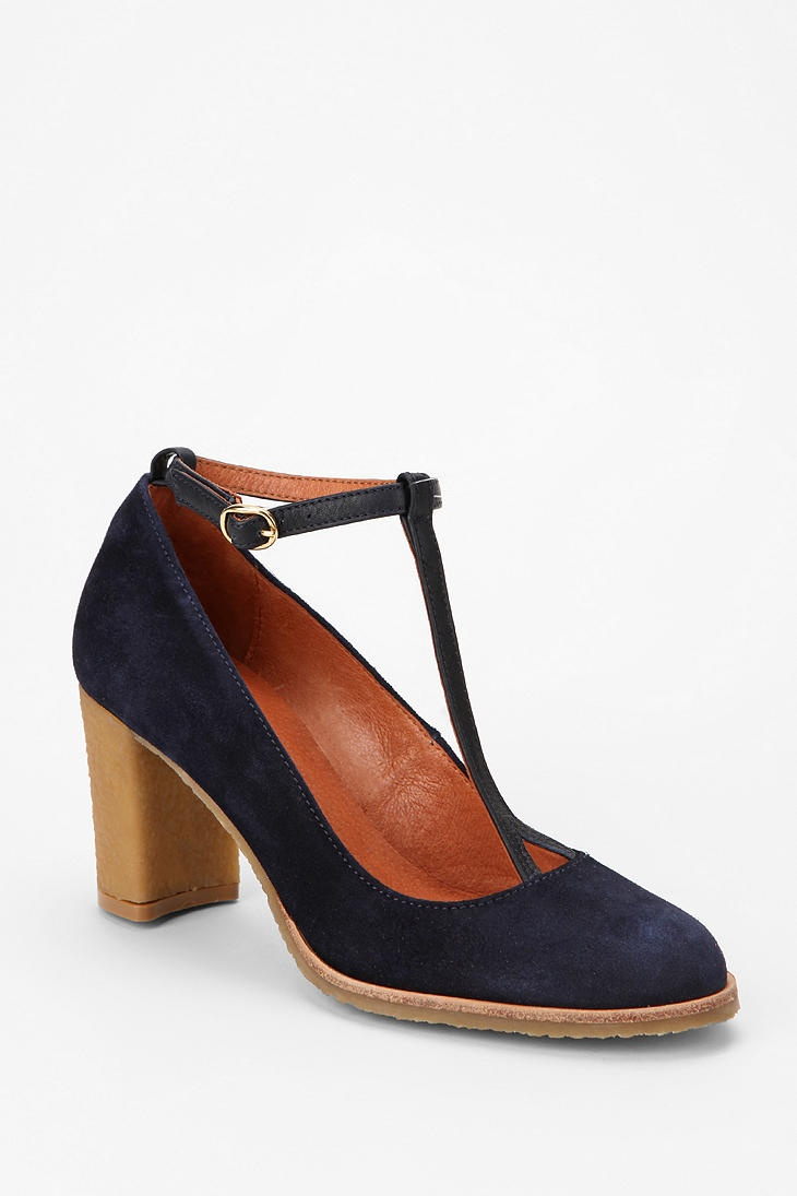 T-Strap time #urbanoutfitters #tstrap #heel #sessun
