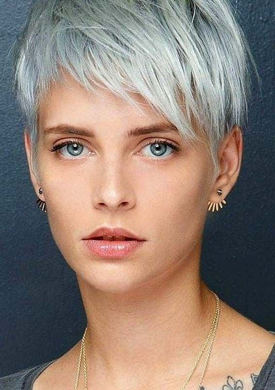 Latest Pixie Haircut Styles For Women To Sport In Year 2020 Pixie Haircut Styles Short Hair Styles Pixie Haircut Styles For Women